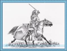 rytir na koni 02