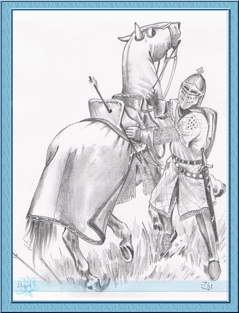 rytir na koni 29