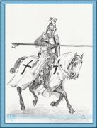 rytir na koni 14