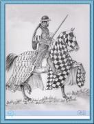rytir na koni 20