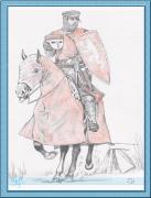 rytir na koni 28