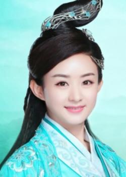 Zhao Li Ying as Bi Yao(碧瑶)-3
