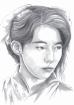 Nam Joo-Hyuk by Baek Ah (Wang Wook)