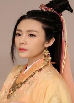Jiao Junyan as Jin Ping'er (金瓶儿)-2