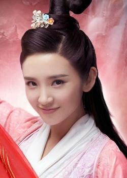 Quing Yun-Tang Yixin as Tian Ling'er (田灵儿)-2