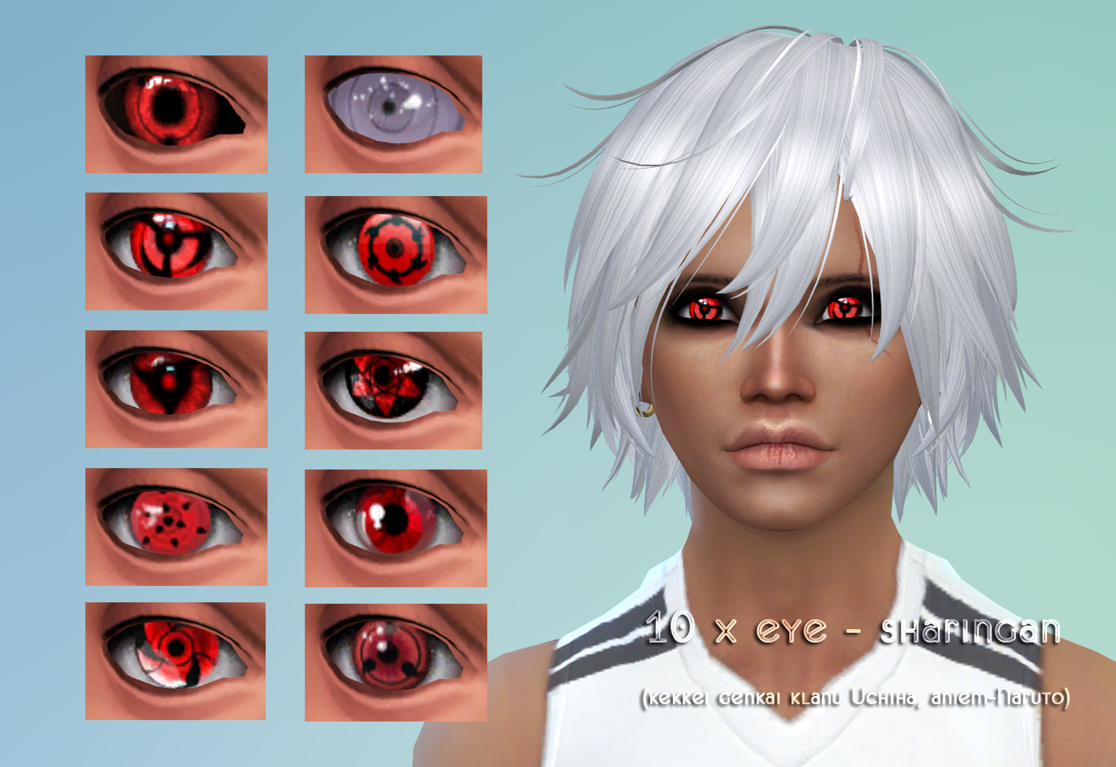 Akaicz_eye sharingan