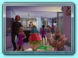 Pár fotek z večírku. Byla to fuška – všechny mámy a s nimi jejich děti, tedy i mé děti.